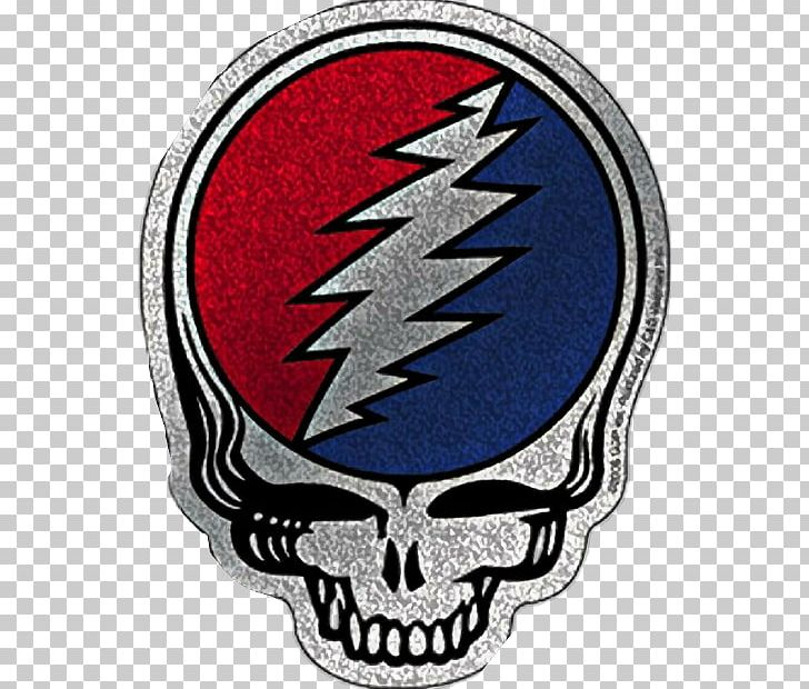 Steal Your Face Grateful Dead Album Wake Of The Flood Blues.