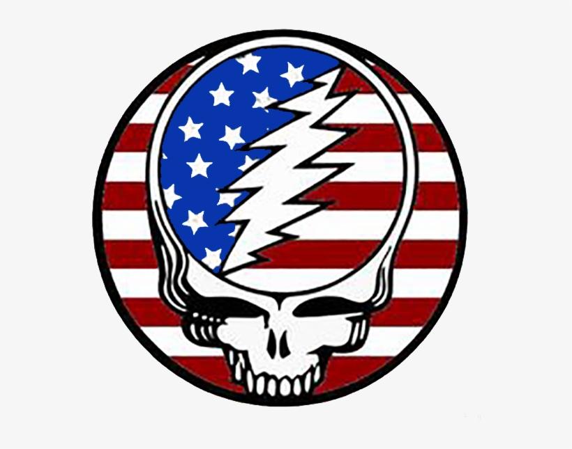 Grateful Dead Logo Png.