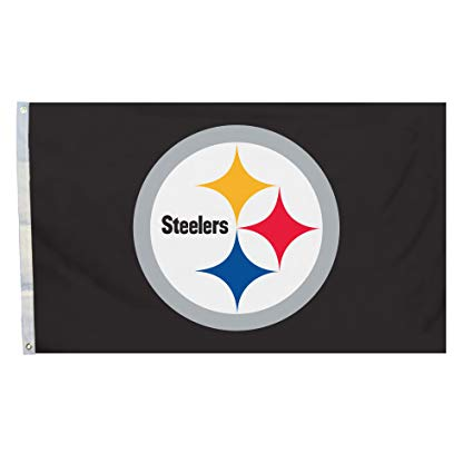 NFL Pittsburgh Steelers Logo Only 3.