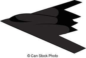 Stealth bomber Clipart Vector Graphics. 79 Stealth bomber EPS clip.