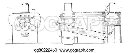 Steam boiler clipart #12