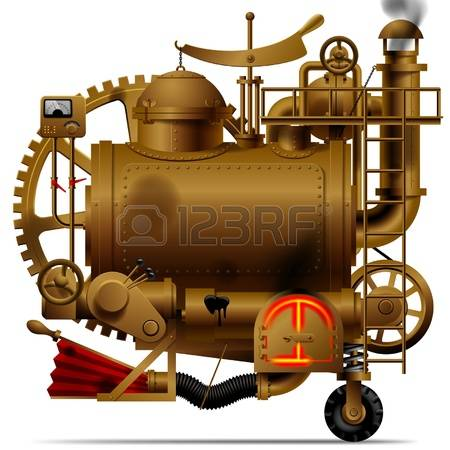 Steam Boiler Stock Photos & Pictures. Royalty Free Steam Boiler.