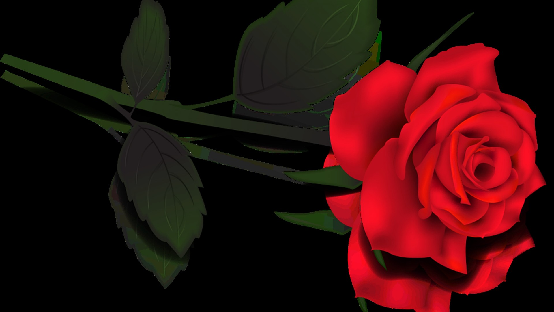Red Clipart 1920x1080.