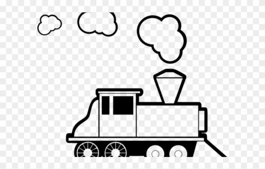 Locomotive Clipart Steampunk.