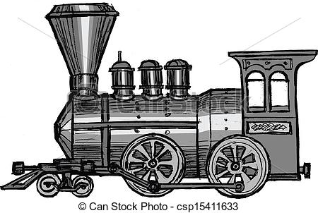 Steam train Clipart Vector Graphics. 1,950 Steam train EPS clip.