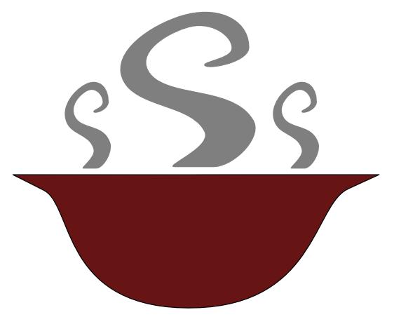 Steam Food Clipart.