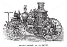 Trucks, Vintage and Engine on Pinterest.