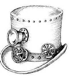 68+ Steampunk Clip Art.