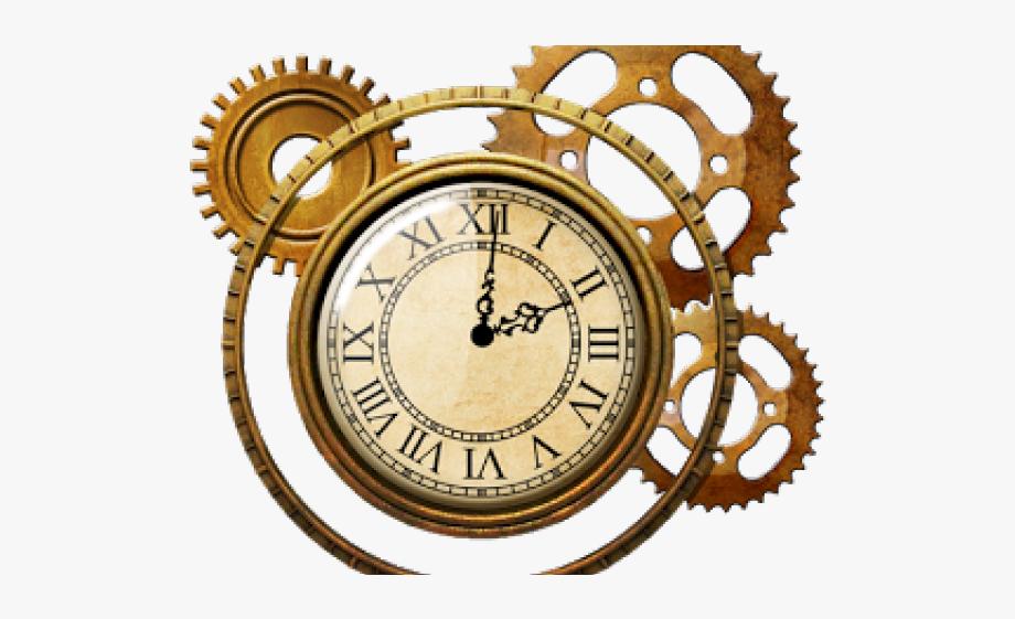 Steampunk Clipart Steampunk Watch.
