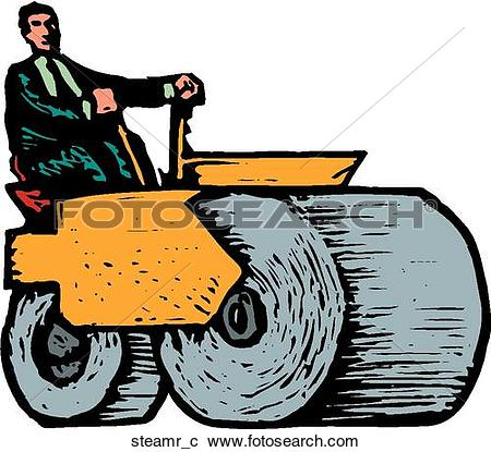 Steamroller Stock Photos and Images. 696 steamroller pictures and.