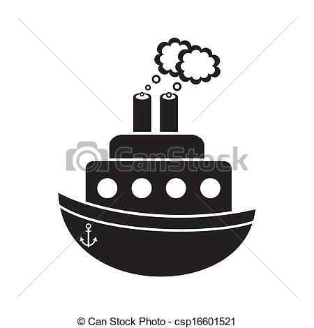 Steam ship Clipart Vector Graphics. 613 Steam ship EPS clip art.