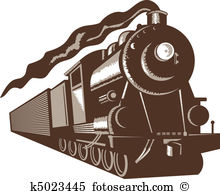 Steam train Clipart and Stock Illustrations. 649 steam train.