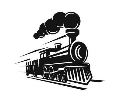 Steam train clipart black and white 5 » Clipart Portal.