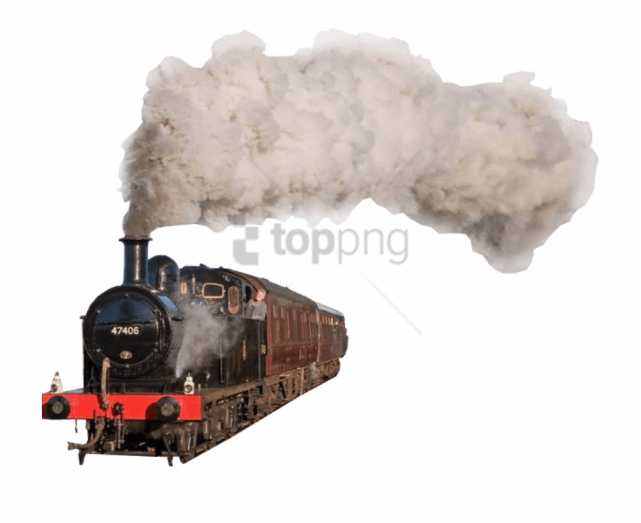 Steam Engine Image With.