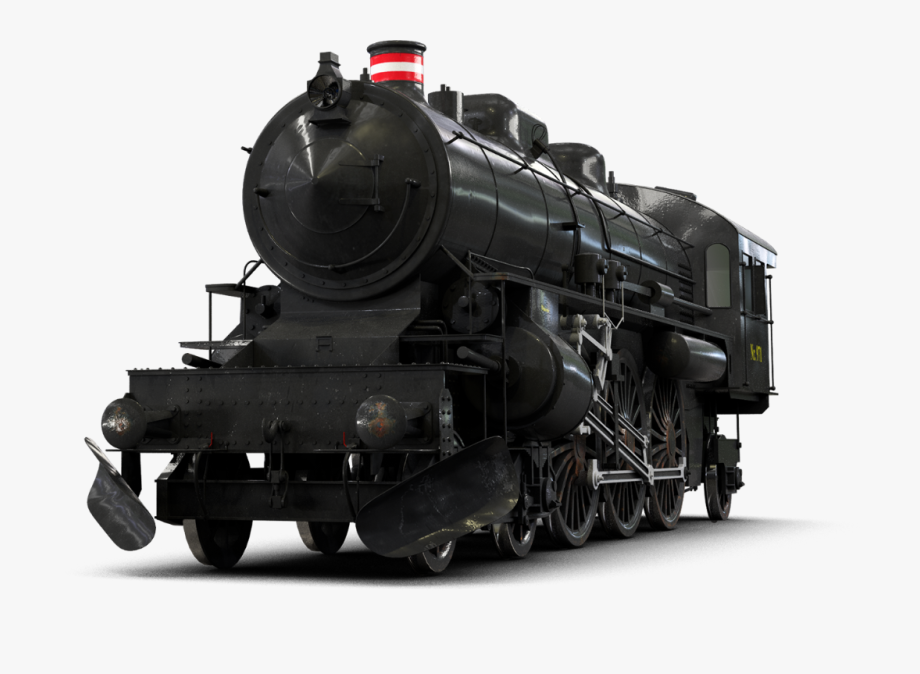 Engine Clipart Front Train.