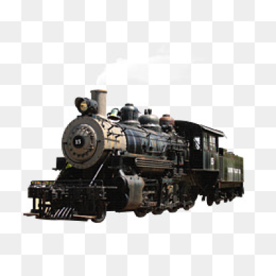 Steam Train Png.