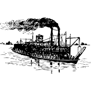 Free Free Steamboat Cliparts, Download Free Clip Art, Free.