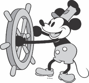 Steamboat Willie Clothing.