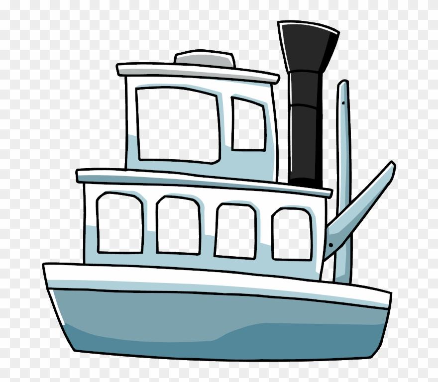 Ship Clipart Steamship.