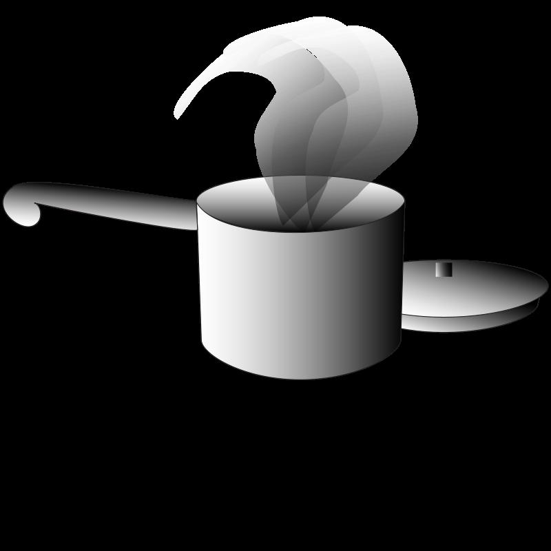 Steam Clipart.