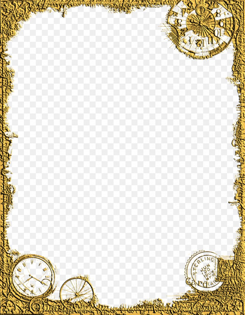 Picture Frames Steampunk Clip Art, PNG, 900x1159px, Picture.