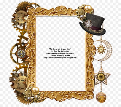 Steampunk PNG.