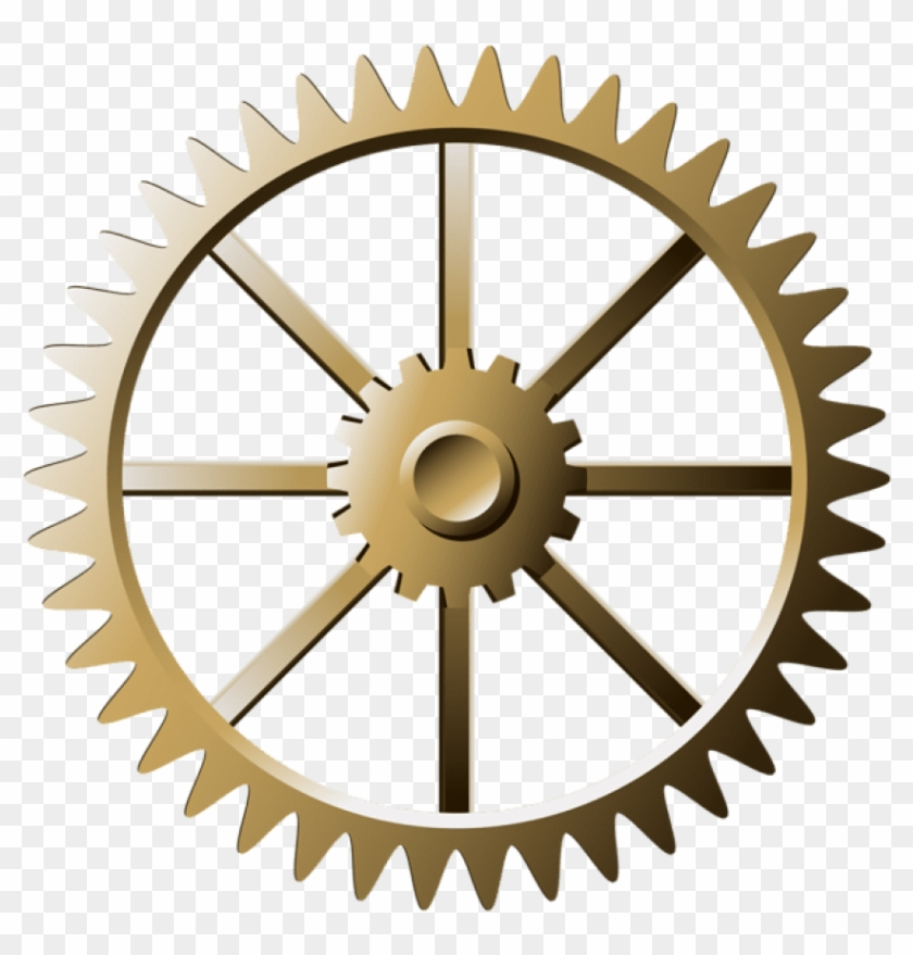 Free Png Download Steampunk Gear Clipart Png Photo.