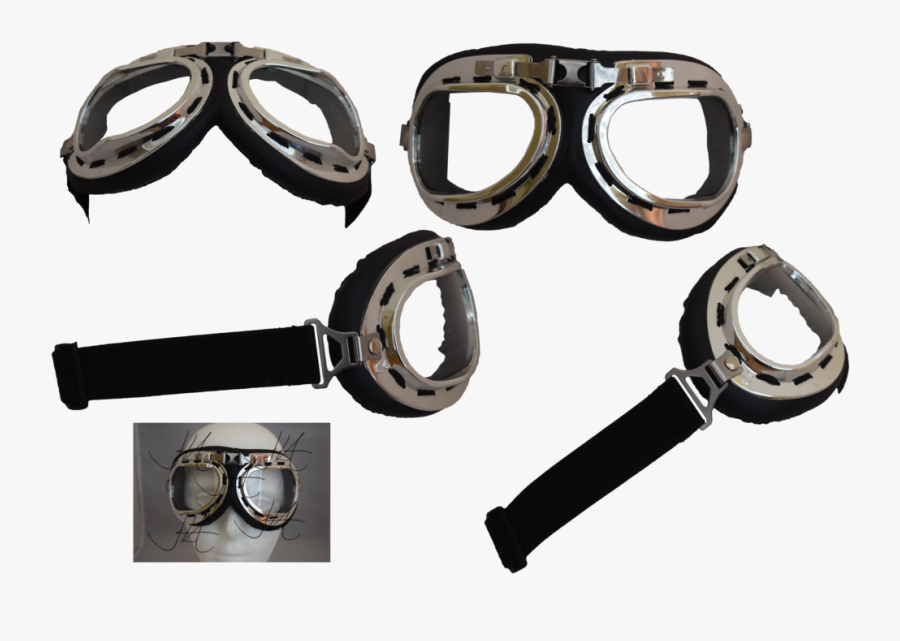 Steampunk Goggles Png.