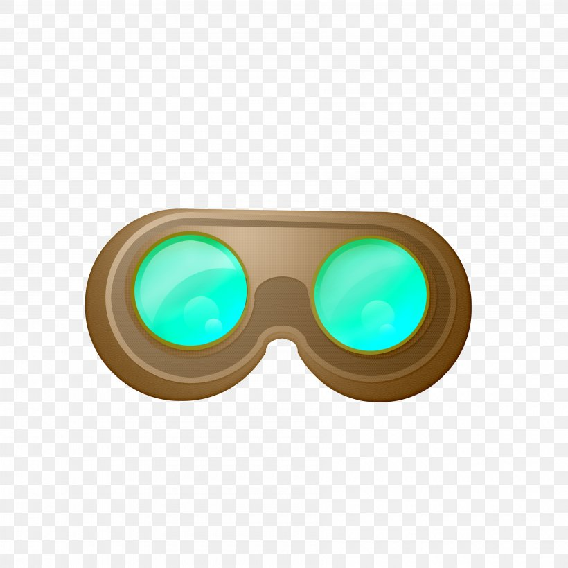 Goggles Steampunk Glasses Clip Art, PNG, 3600x3600px.