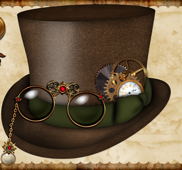 Free Steampunk Hat Cliparts, Download Free Clip Art, Free.