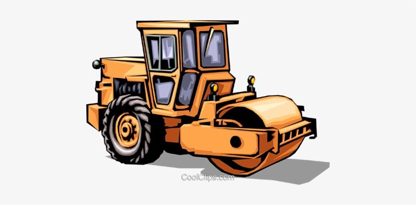 steamroller clipart #6