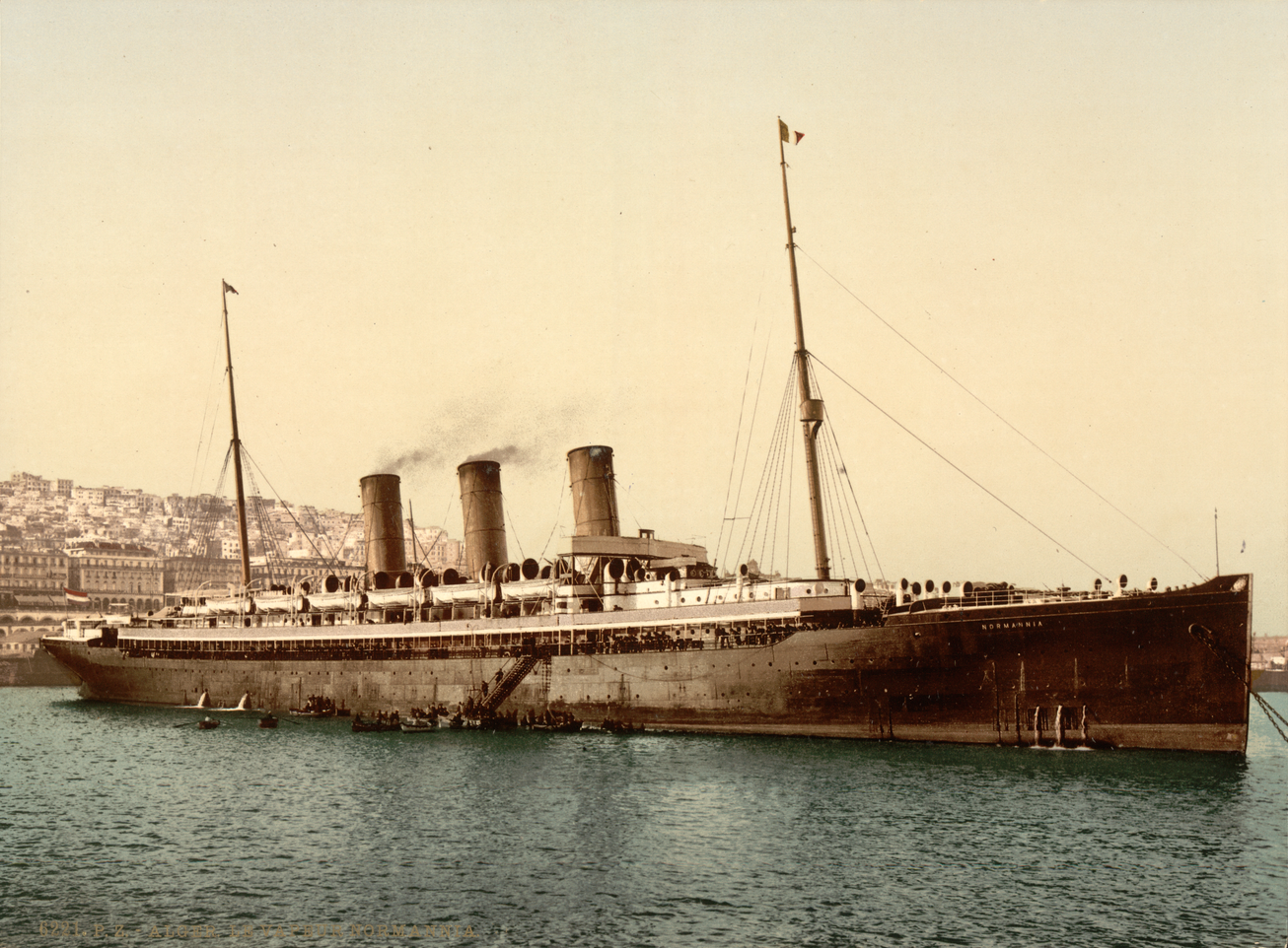 File:Steamship Normannia.png.