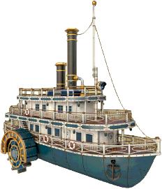 Skibladner Passenger Steamship.