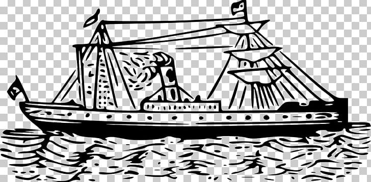Steamboat Steamship PNG, Clipart, Artwork, Baltimore Clipper.