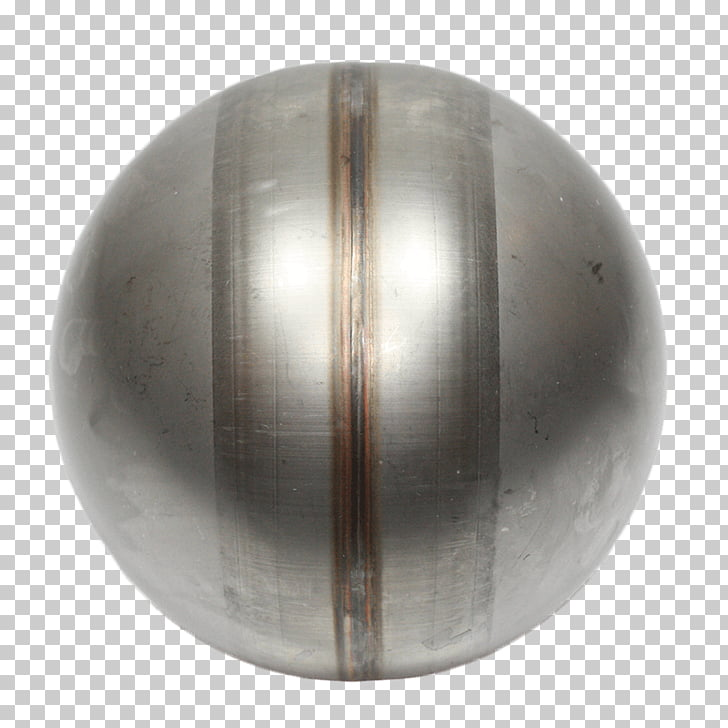 Stainless steel Ball valve Float, Steel ball PNG clipart.