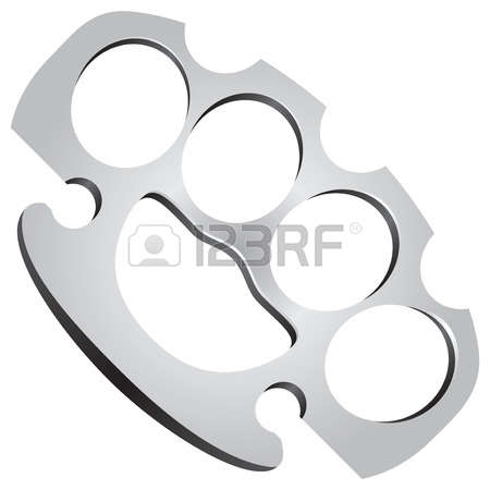 397 Brass Knuckles Stock Vector Illustration And Royalty Free.