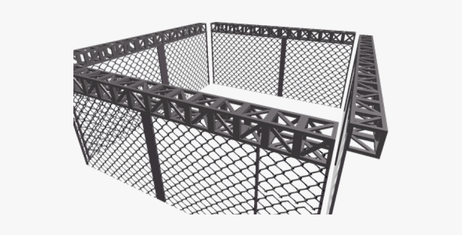 Cage Clipart Steel Cage.