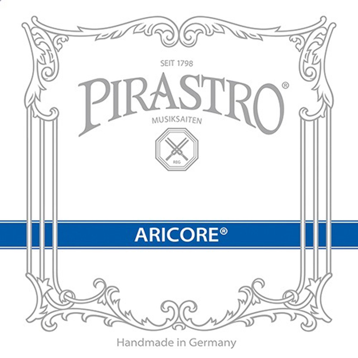 Pirastro Aricore Violin E String, Steel, Loop End at Gear4music.com.