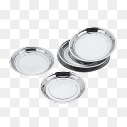 Stainless Steel Plate Png, Vectors, PSD, And Clipart For.