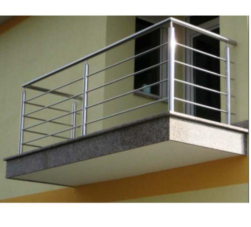 Stainless Steel Railings.