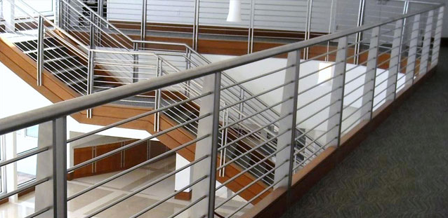 Steel Stairs Png.