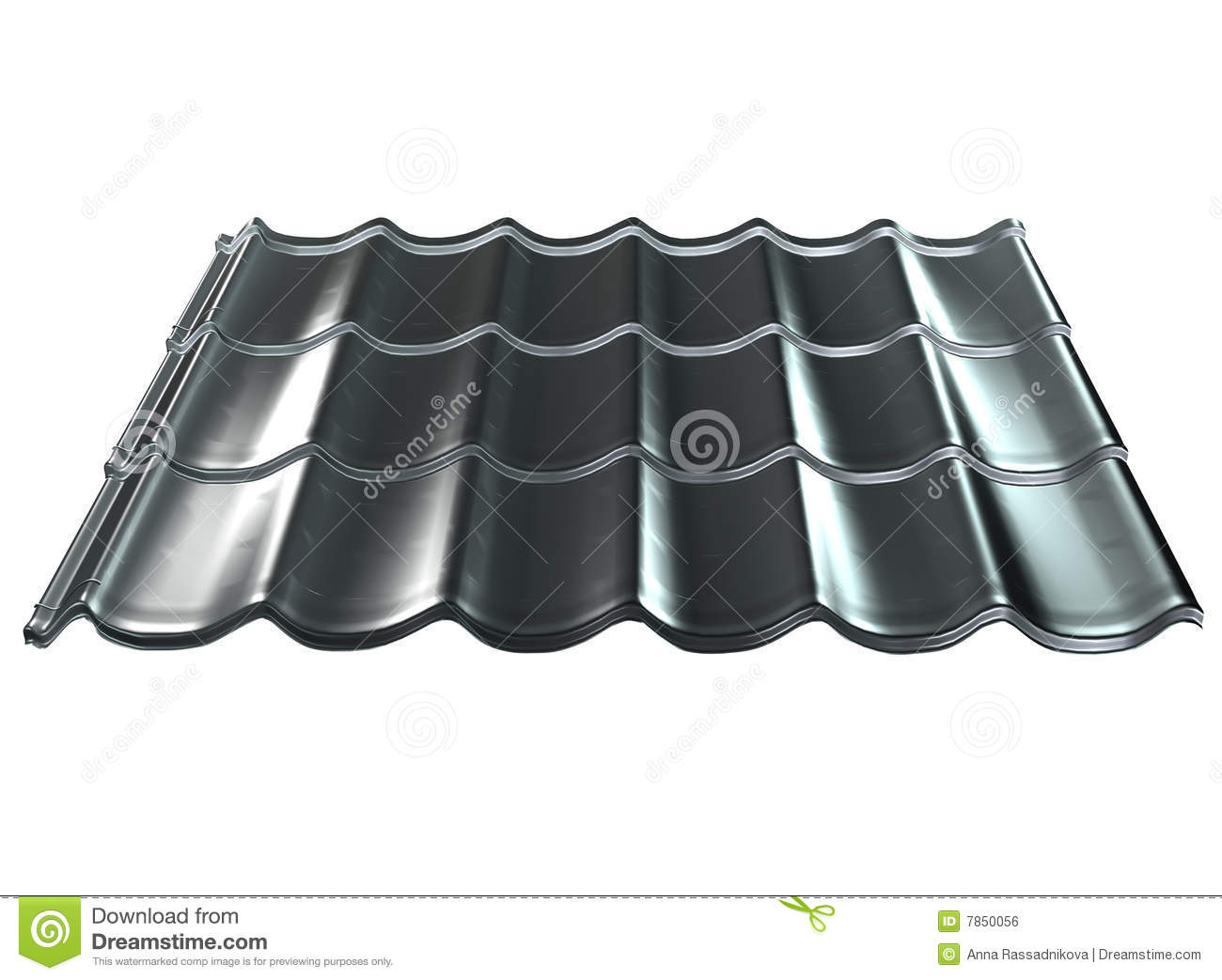 Architecture Metal Roof Stock Illustrations.