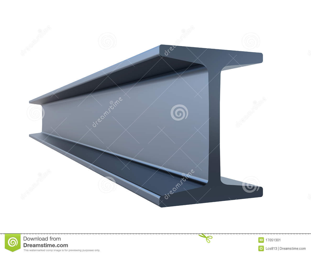 Structural Steel Stock Image.