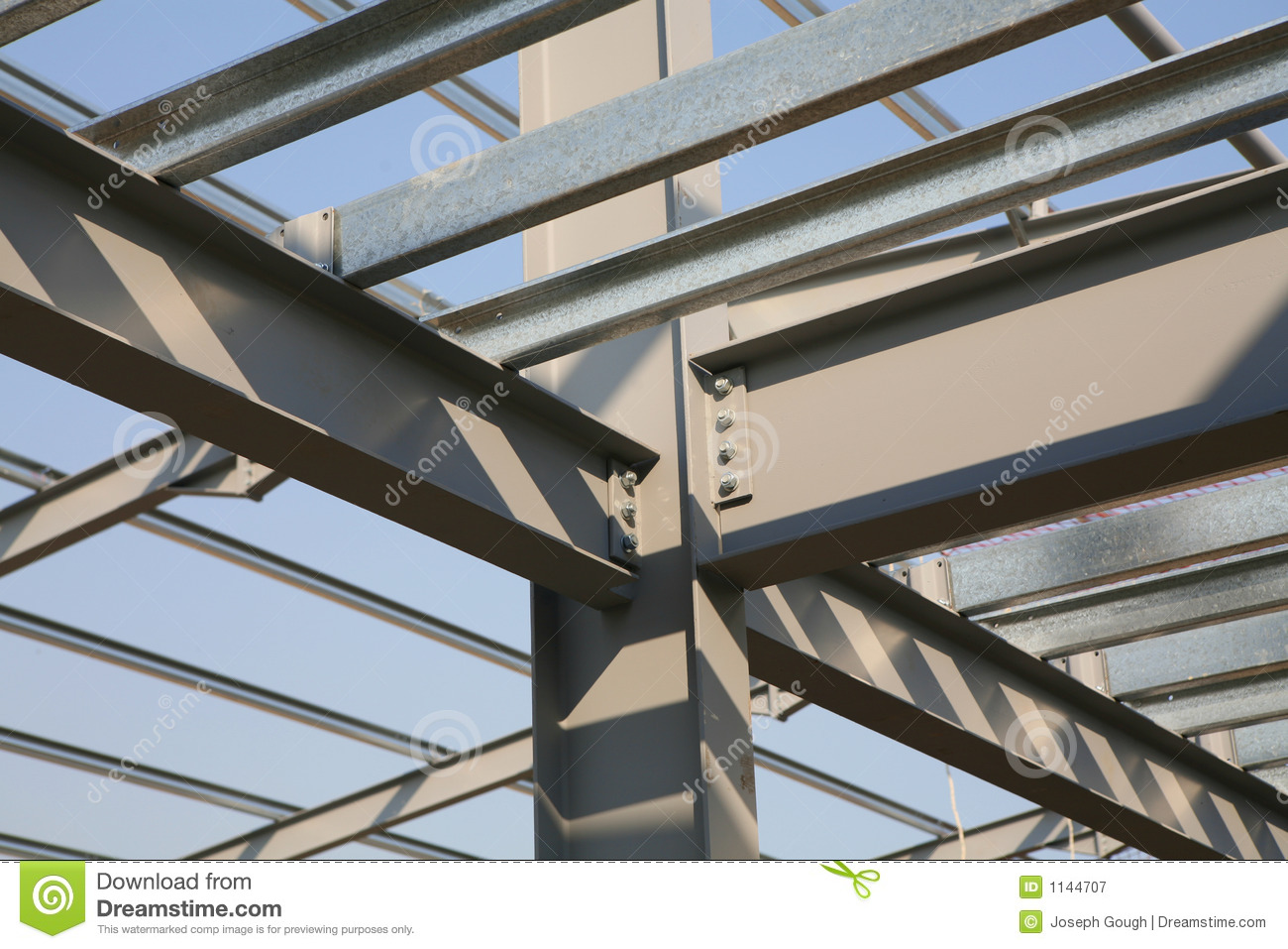 Steel Structure Stock Photos, Images, & Pictures.