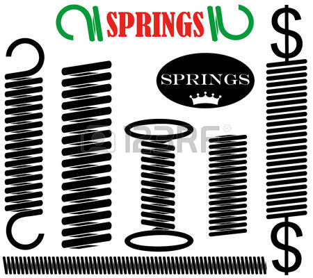 2,189 Spring Steel Stock Illustrations, Cliparts And Royalty Free.