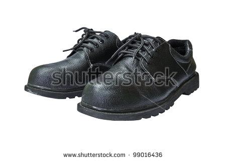 Steel Toe Boots Stock Photos, Royalty.