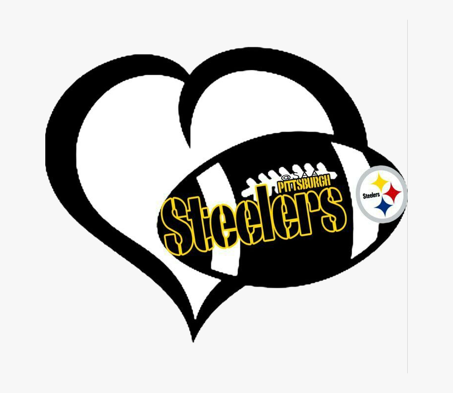 Clipart Pittsburgh Steelers Football, Cliparts & Cartoons.