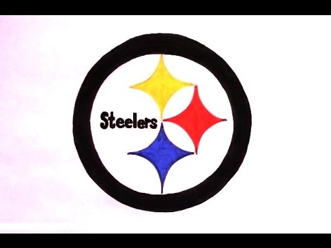 How to Draw the Steelers Logo.