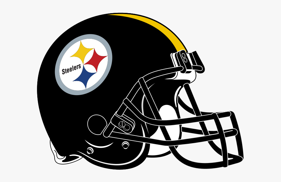 Pittsburgh Steelers Helmet Clipart #123397.