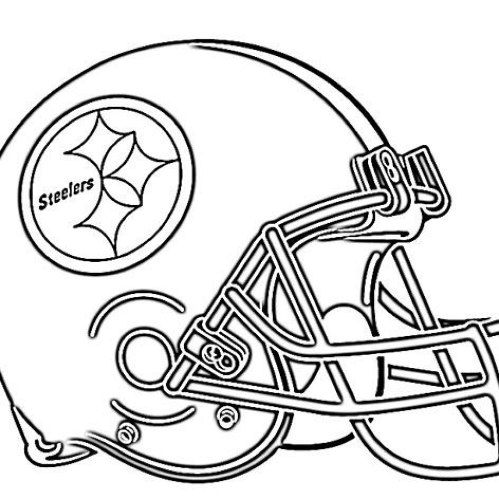 Steelers Helmet Drawing at PaintingValley.com.
